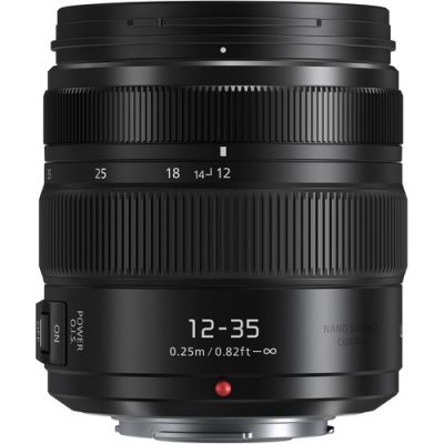 Panasonic 12-35 mm F/2.8 II Asph. POWER O.I.S.