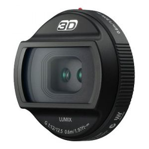 Panasonic 12.5 mm F/12 3D