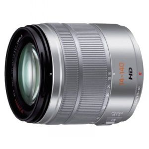 Panasonic 14-140 mm f/3,5-5,6 Asph. Power O.I.S. Noir
