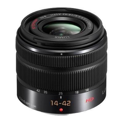 Panasonic 14-42 mm F/3.5-5.6 IOS Noir