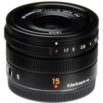 Panasonic 15 mm F/1.7 Leica