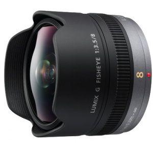 Panasonic 8 mm F/3.5