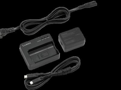 Panasonic DMW BTC12 Chargeur pour BLC12 BLG10 BLH7