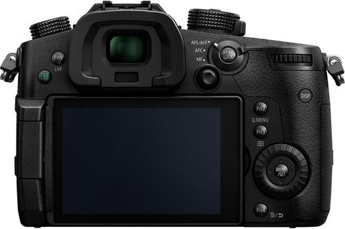 Panasonic GH5 avec 12-60 2.8-4 OIS noir