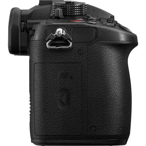 Panasonic GH5 II + Panasonic Leica 12-60 mm f / 2.8-4