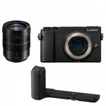 Panasonic GX9 + 12-60mm 2.8 4.0 LEICA + Grip