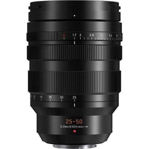 Panasonic Leica DG Vario-Summilux 25-50mm f/1.7 ASPH.