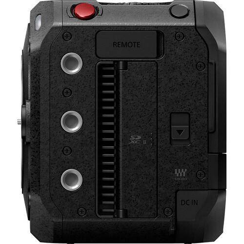 Panasonic LUMIX BGH1 Cinema 4K Box Camera