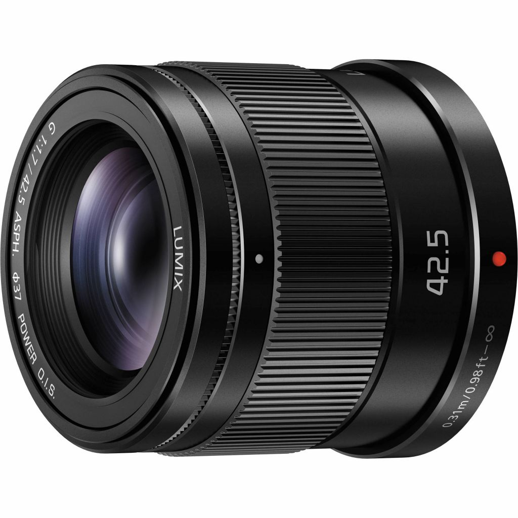 Panasonic Lumix G 42.5 mm f/1.7 ASPH / Power OIS