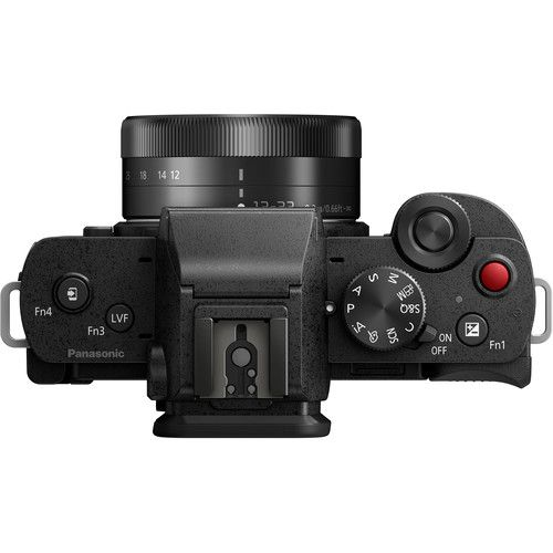 Panasonic Lumix G100 + 12-32 mm
