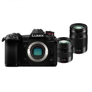 Panasonic Lumix G9 + 12-35 2.8 + 35-100 2.8