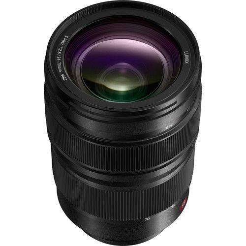 Panasonic S PRO 24-70 mm F/2.8 Leica