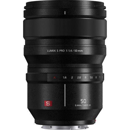 Panasonic S PRO 50 mm F/ 1.4 Leica