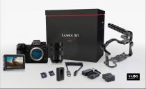 Panasonic S1 + 24-105 F4 filmmaker offre optique