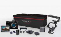 Panasonic S1H Filmmaker offre optique