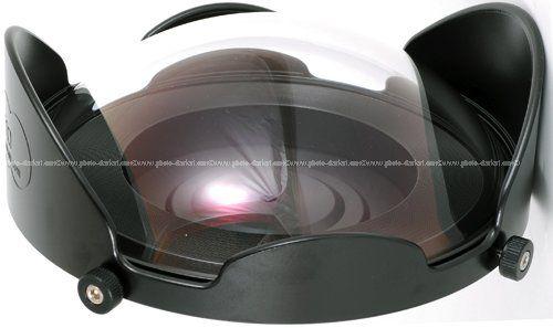 Patima Dôme verre pour Nikon PCCHDPN
