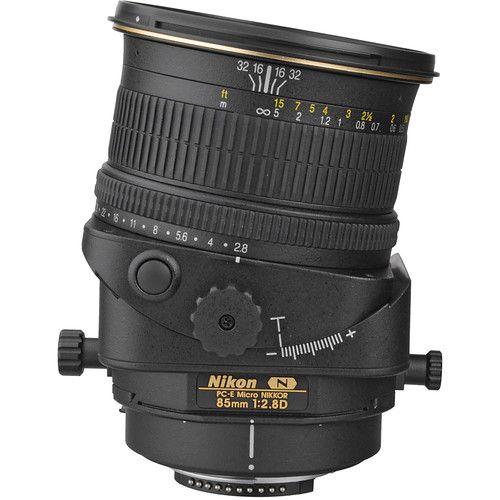 PCE 85 mm f/2.8D Nikon