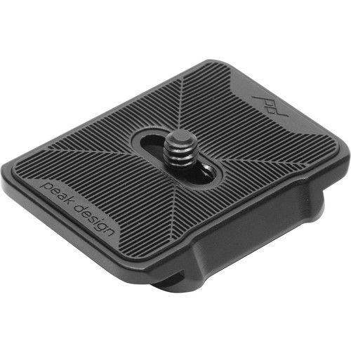Peak Design Dual Plate v2 pour clip de caméra de capture