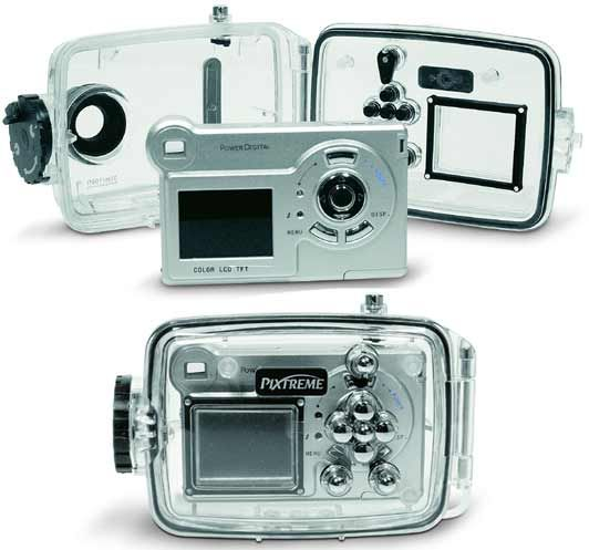 PIXTREME DIGITAL SPORTS CAMERA