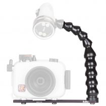 Platine ikelite Action II avec bras de lumière pour boîtiers ULTRAcompact