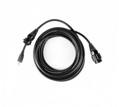 Rallonge cable hdmi (a-d) 5m pour connecter caisson moniteur et tete hdmi nauticam