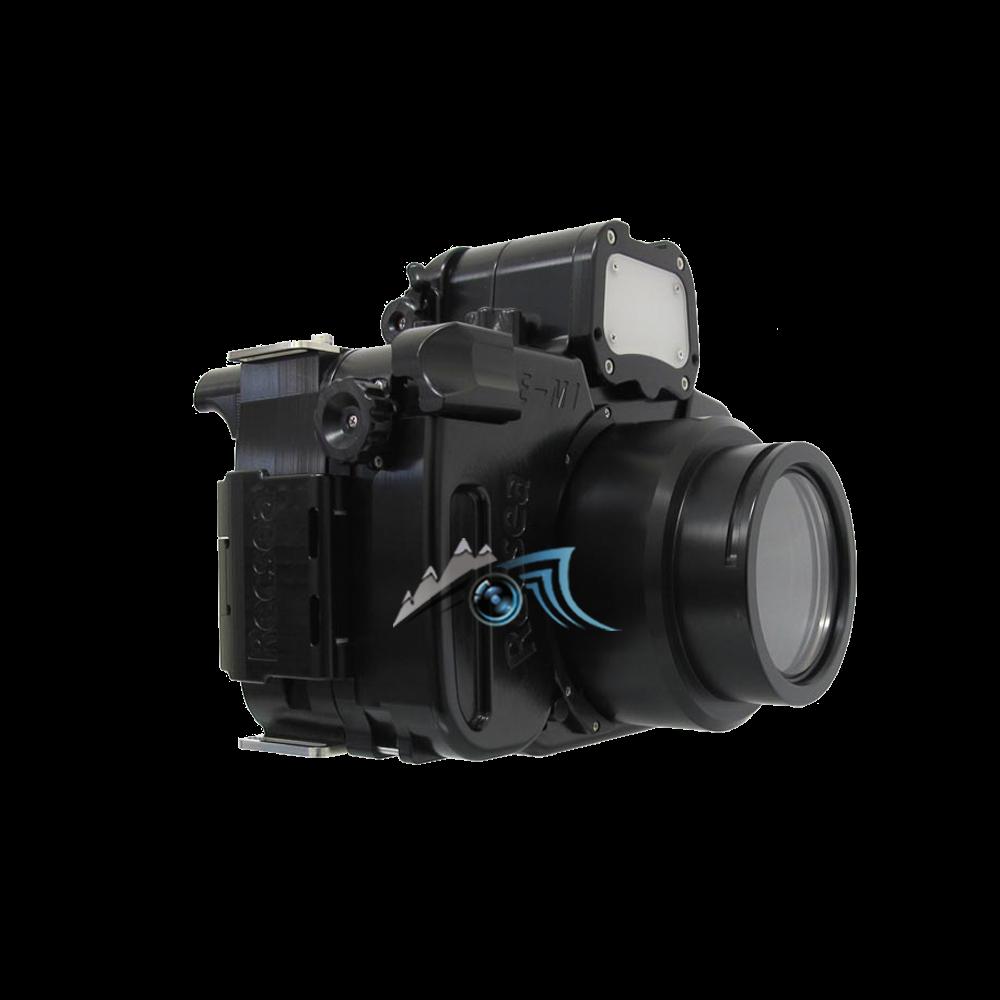 Recsea hublot compact pour 30 ou 45mm macro Panasonicphotodenfert