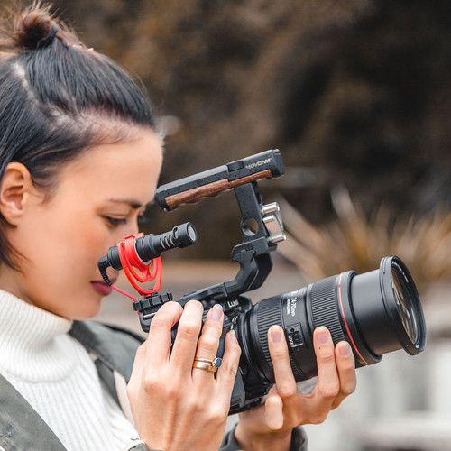 Rode VideoMicro Microphone ultracompact monté sur caméra