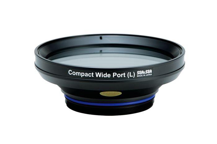 Sea & Sea hublot compact grand angle