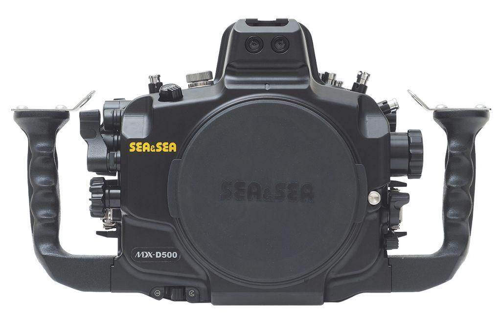 Sea&sea caisson pour D500