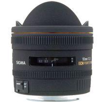 SIGMA 10 mm f/2,8 Fish Eye DC EX HSM Canon