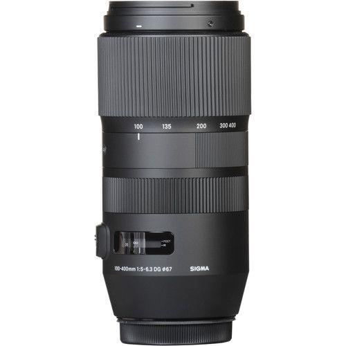 SIGMA 100-400 mm f/5-6,3 DG OS HSM (Contemporary)