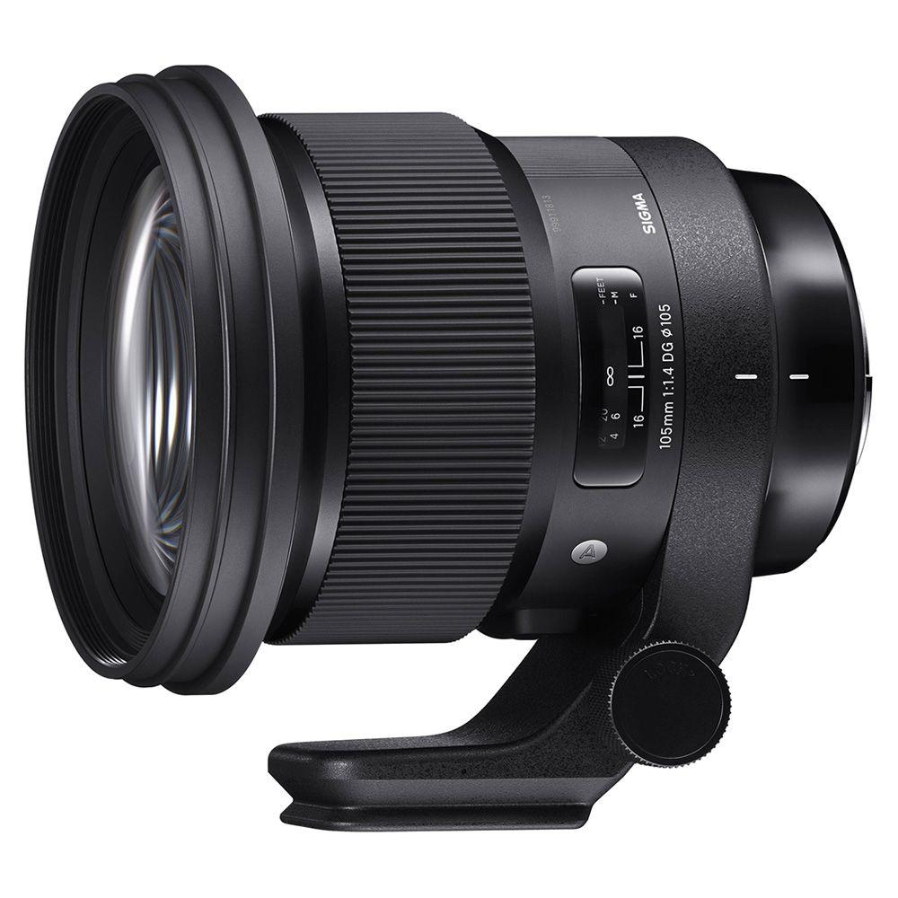 Sigma 105mm /1,4 DG HSM Art