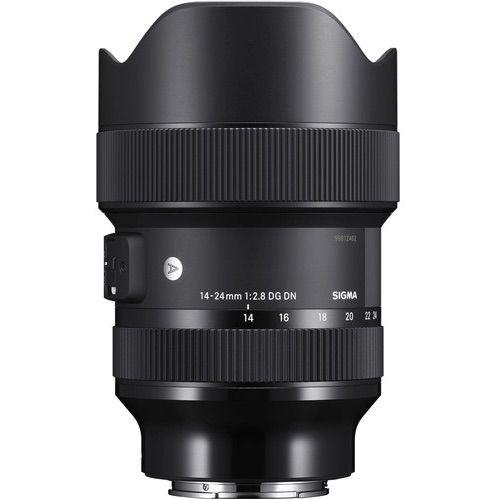 Sigma 14-24 mm 2.8 DG DN Art monture L