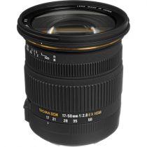 SIGMA 17-50 mm f/2,8 DC HSM EX