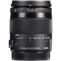 SIGMA 18-200 mm f/3,5-6,3 DC Macro OS HSM