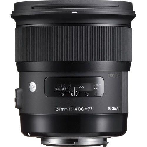 SIGMA 24 mm f/1,4 DG HSM Art