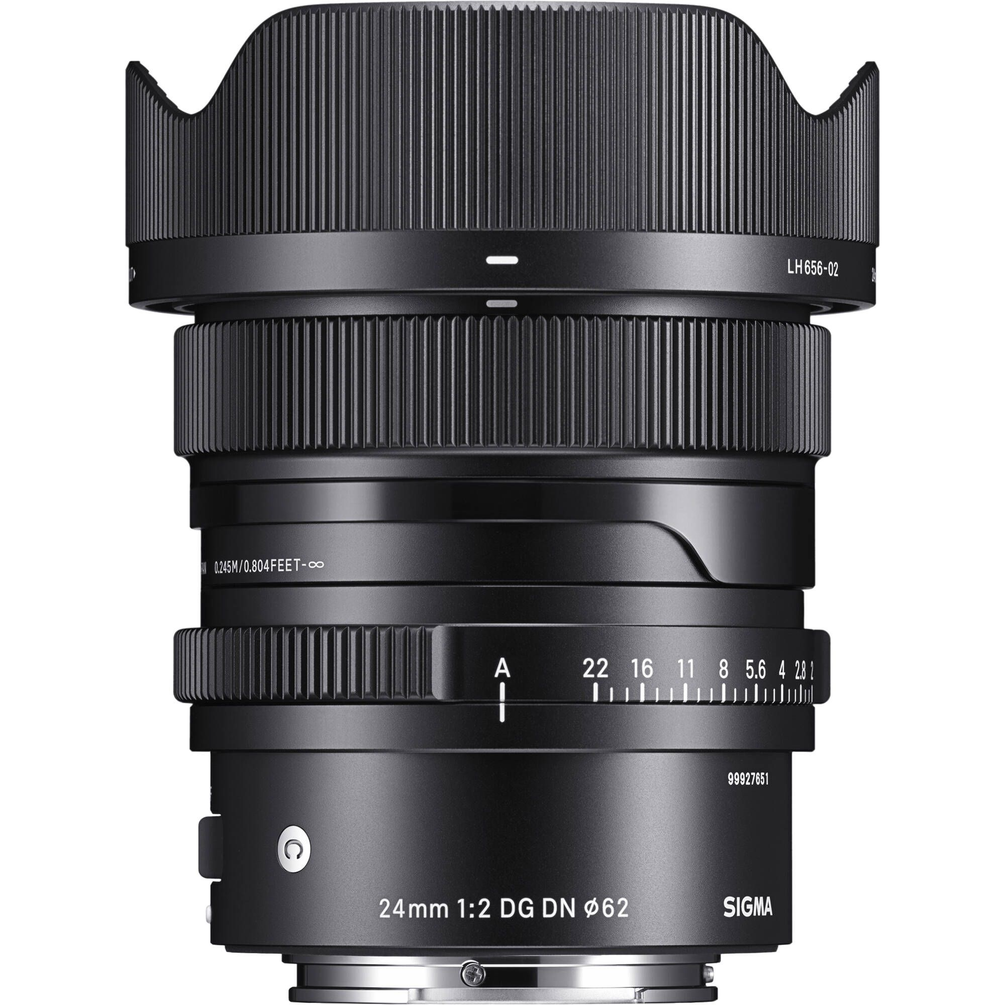 SIGMA 24mm F2 DG DN   Contemporary monture L