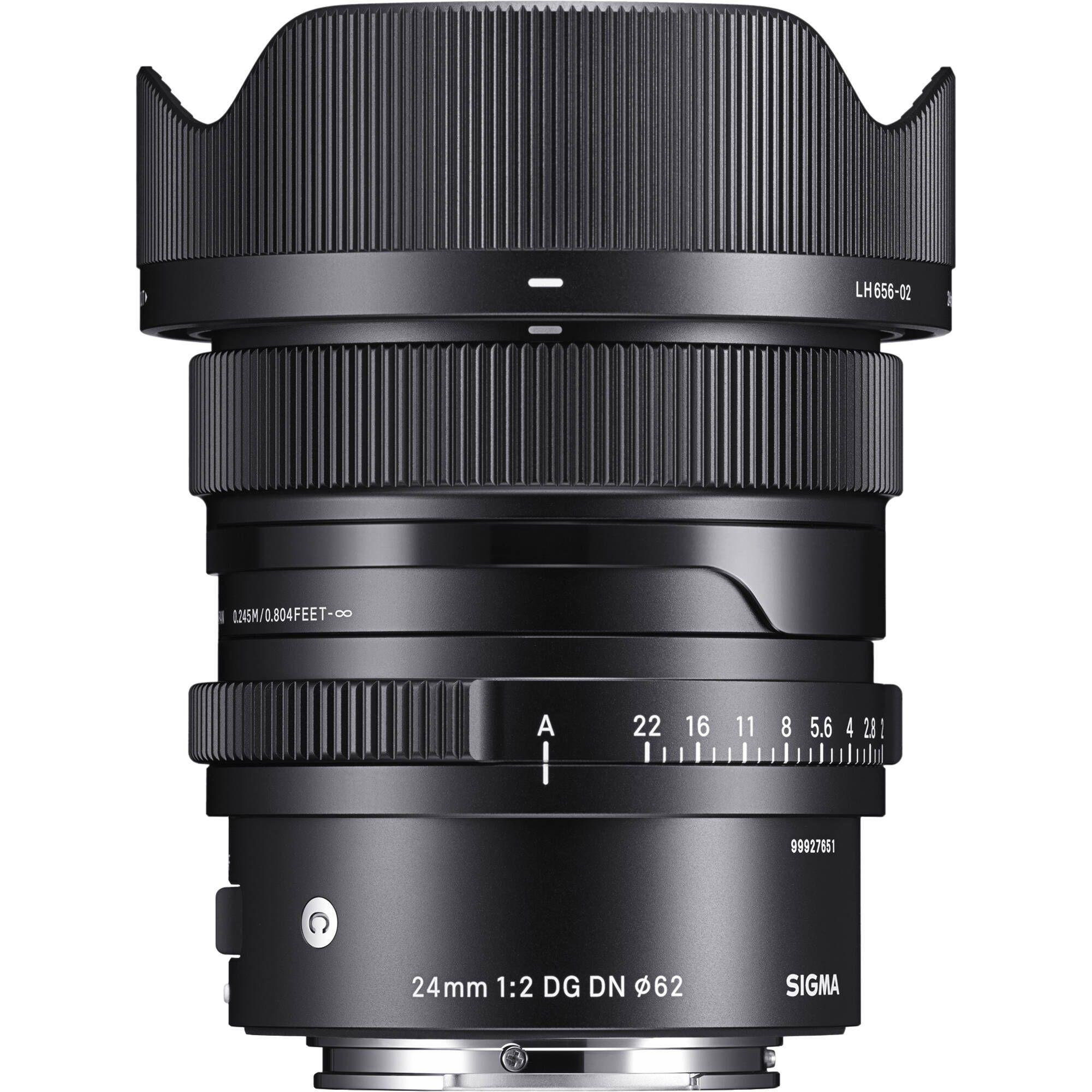 SIGMA 24mm F2 DG DN | Contemporary monture L