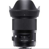 Sigma 28 mm /1,4 DG HSM ART monture L
