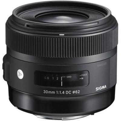 SIGMA 30 mm f/1,4 DC HSM A013 F Art