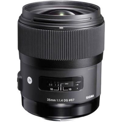 SIGMA 35 mm f/1,4 DG HSM Art