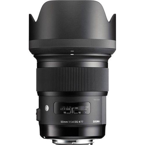SIGMA 50 mm f/1,4 DG HSM Art