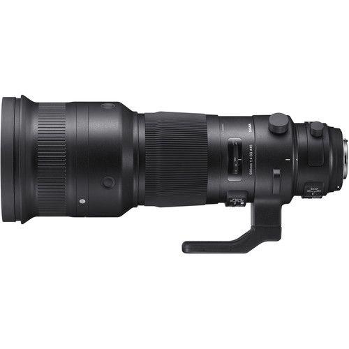SIGMA 500 mm f/4 DG OS HSM (Sport)