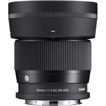 Sigma 56mm f / 1.4 DC DN Contemporain monture L