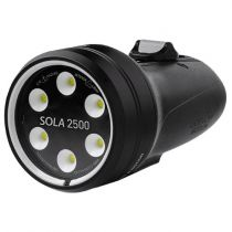 Sola Dive 2500 FLOOD Light and Motion