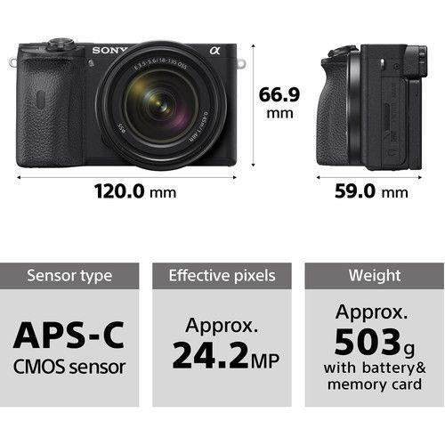 Sony Alpha A6600 nu