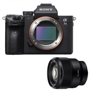 SONY Alpha A7 III + FE 85 mm 1.8
