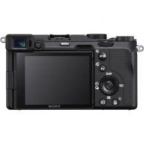 Sony Alpha A7C (boîtier uniquement, noir)