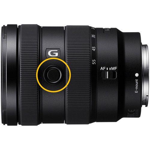 Sony E 16-55 mm f / 2.8 G