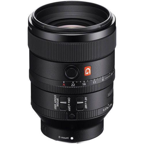 SONY FE 100 mm f/2,8 STF G Master OSS